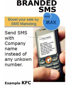 branded sms in pakistan